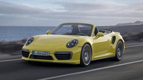 Nowe Porsche 911 Turbo i 911 Turbo S - zdjęcia i informacje