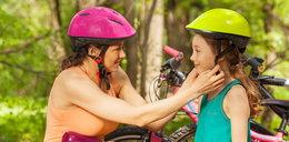 Bezpieczeństwo przede wszystkim! Jaki kask rowerowy dla rodziny?