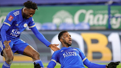 Super Eagles star Wilfred Ndidi says Kelechi Iheanacho's form is not a fluke