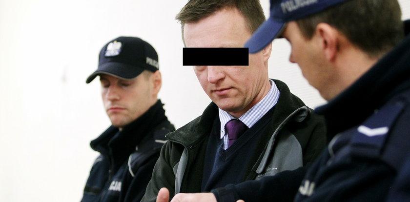 Proces Marka G. Zdradzał żonę z koleżankąz policji