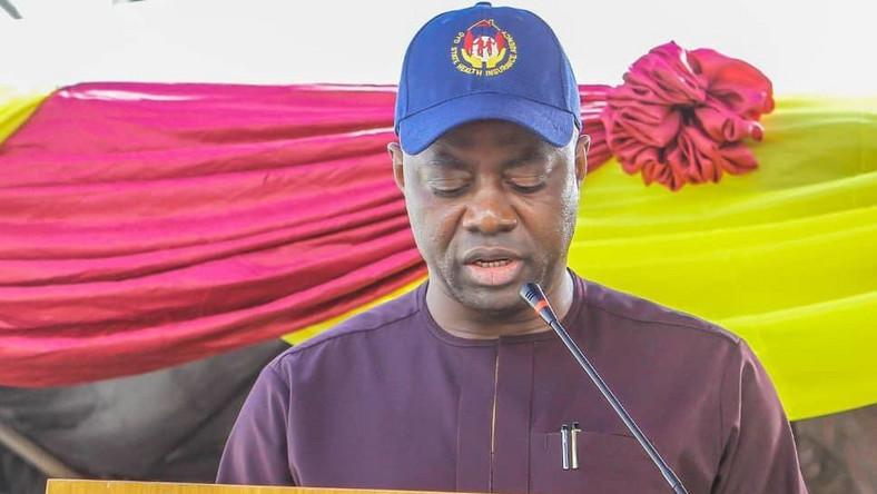 Oyo state Governor, Seyi Makinde. [Twitter/@SeyiMakinde]