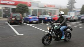 Yamaha XSR jest już dostępna, jeździliśmy nią! (wideo)
