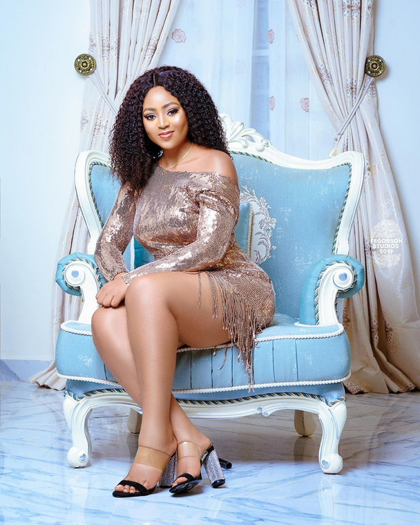 Checkout 15 Stunning Photos Of Regina Daniels You Should See.