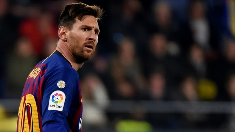 Lionel Messi and Barcelona face Manchester United in the second leg of the Champions League quarter-finals on Tuesday