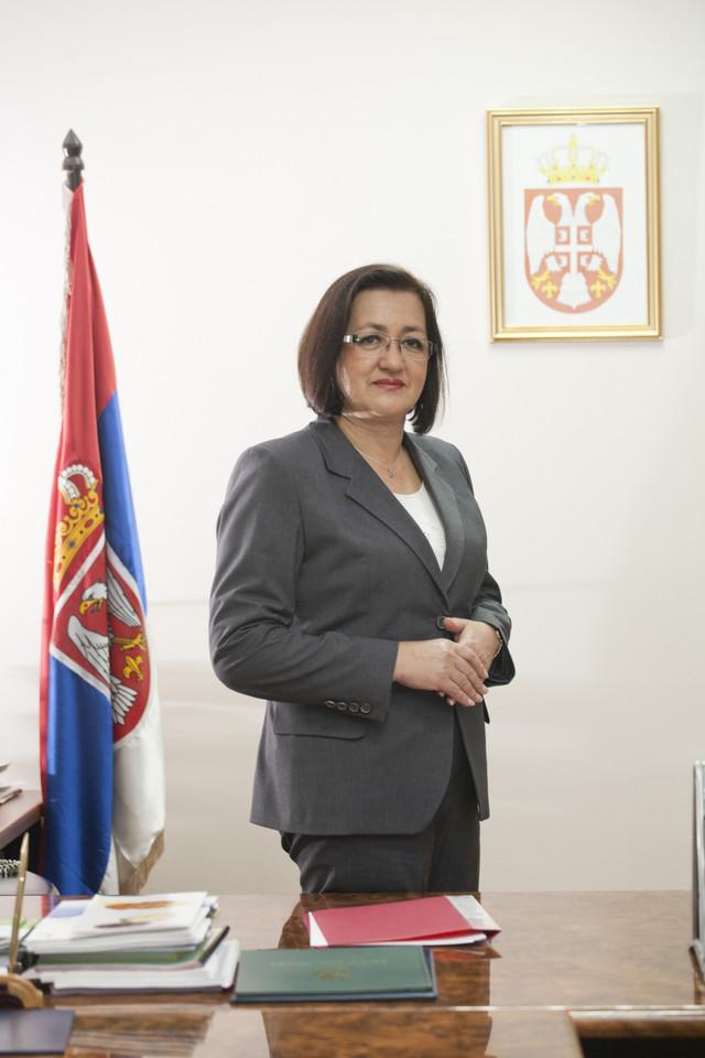 Ministarka bez konkretnog učinka: Snežana Bogosavljević Bošković