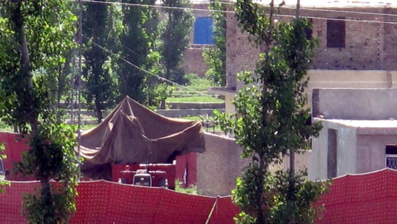 Dom Osamy bin Ladena w Abbotabadzie