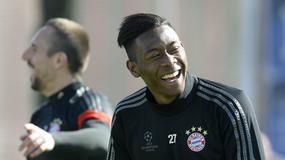 Alaba zażartował z Ribery'ego