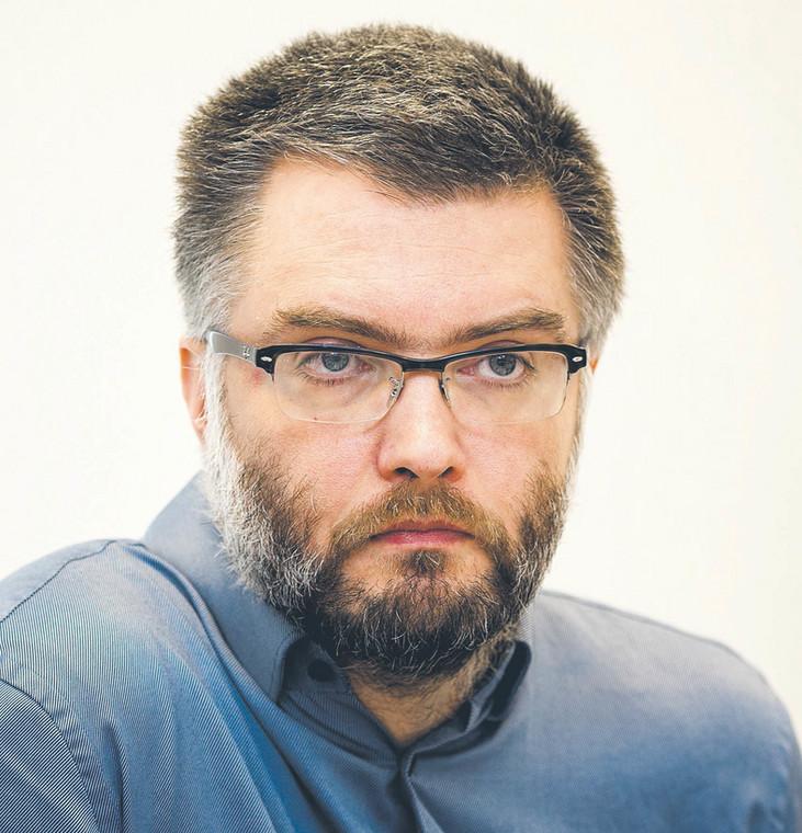 Jan Staniłko, dyrektor departamentu innowacji, Ministerstwo Rozwoju  fot. Wojtek Górski