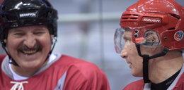 Tak Putin gra w hokeja. FILM i FOTY