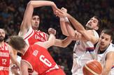 Košarkaška reprezenzacija Srbije, Košarkaška reprezentacija Gruzije