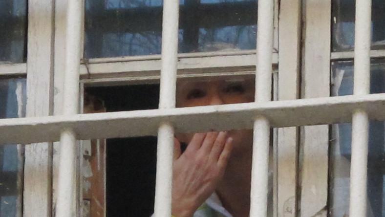 Tymoszenko skazana jest na 7 lat więzienia