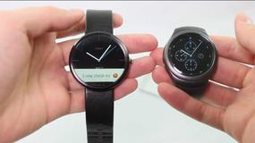 Mateusz Gryc: Samsung Gear S2 vs. Moto 360 z Android Wear