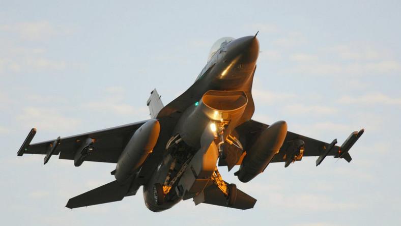 Polskie F-16 szykują się na Euro 2012
