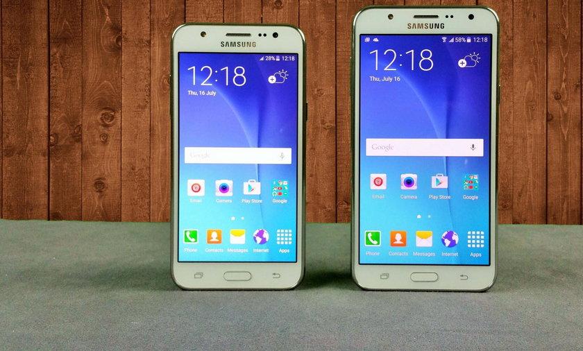 Samsung Galaxy J5 i J7 - czym się różnią