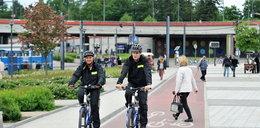 Strażnicy miejscy przesiedli się na rowery