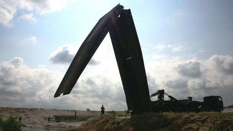 Wojsko kupuje mosty szturmowe Daglezja-G