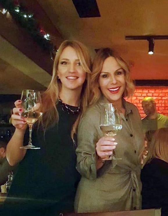 Jelena Njegomir Grahovac i Ana Bučević, nadrilekarke