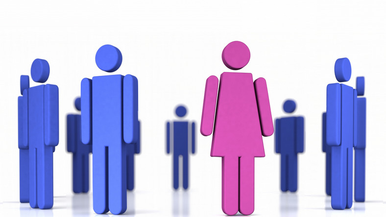 Dyskryminacja płci ma różne oblicza.