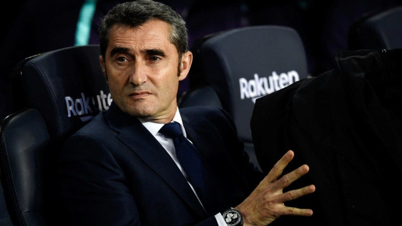 Ernesto Valverde's Barcelona could win La Liga if they beat Alaves on Tuesday.