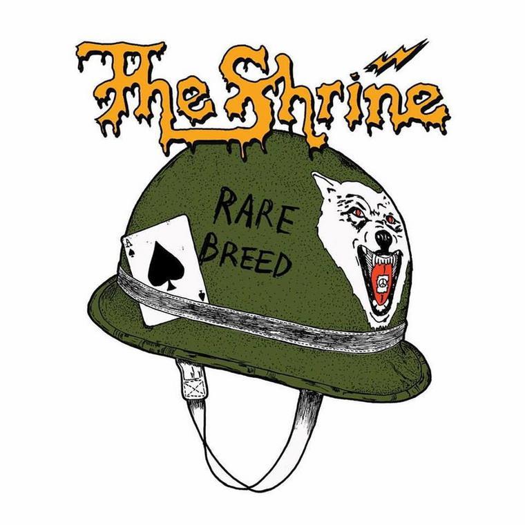 "The Shrine – ""Rare Breed"""