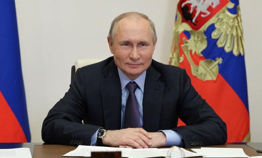 Putin lubi to robić. Biden będzie musiał poczekać?