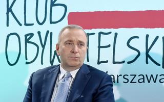 Schetyna: Błaszczak i Zieliński muszą odpowiedzieć politycznie i prawnie