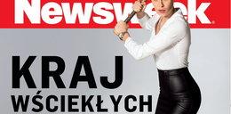 PR-owiec z Warszawy: Jestem wku...y od rana, bo...