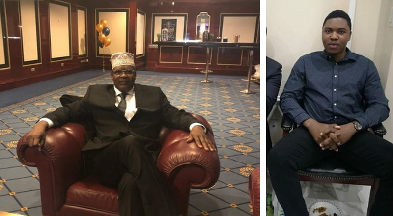 Miguna's son shows solidarity with his dad's revolutionary cause
