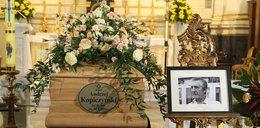 Pogrzeb Andrzeja Kopiczyńskiego. Kto przyszedł?