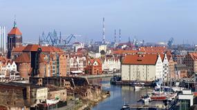 Widoki miasta - nowe oblicze Gdańska