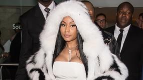 Nicki Minaj w zaskakującym futrze