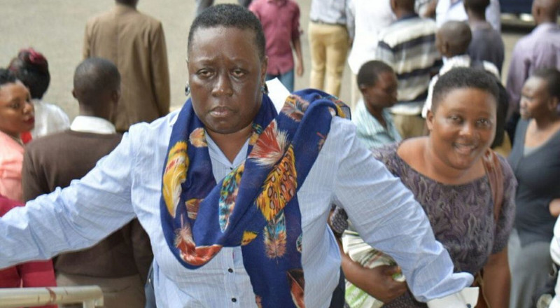 Why case against Raila's sister has been thrown out