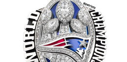 Mistrzowski pierścień z NFL za ponad... milion dolarów