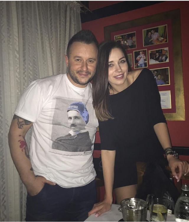 Ivan Ivanović i Nikolija Radojević: Prijatelji kažu da su savršen par