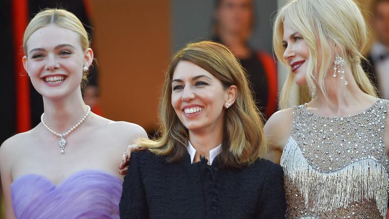Elle Fanning, Sofia Coppola i Nicole Kidman