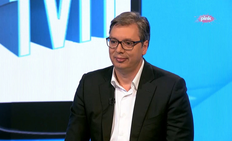 Vučić Hit tvit