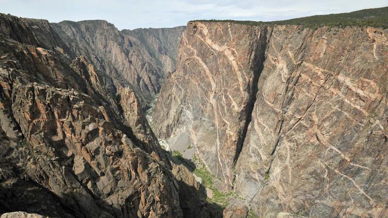 Park Czarnego Kanionu Gunnison