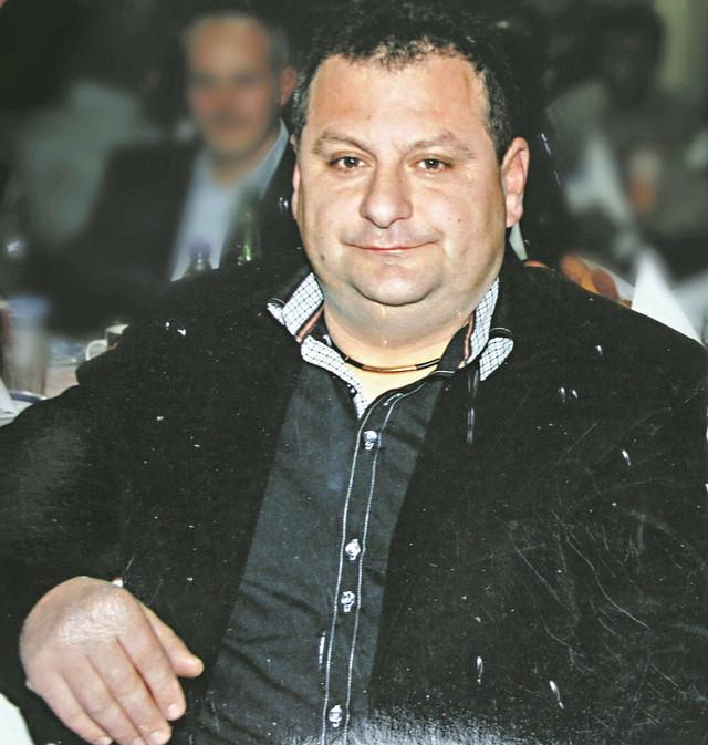 Stradali vatrogasac Dejan Lazarević