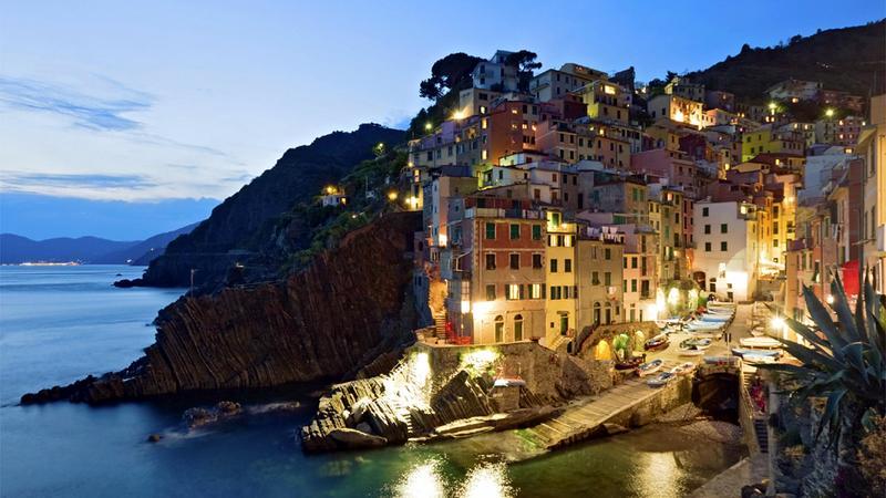Cinque Terre. Najpiekniejsze miejsca Włoch