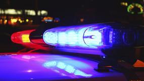 60- letni kierowca uderzył w drzewo. Zginął na miejscu