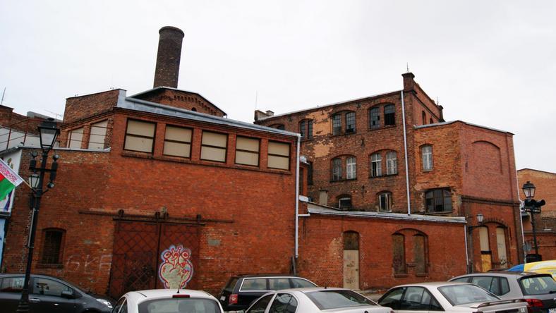 Stary Browar w Toruniu