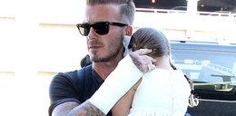 David Beckham miał wypadek!