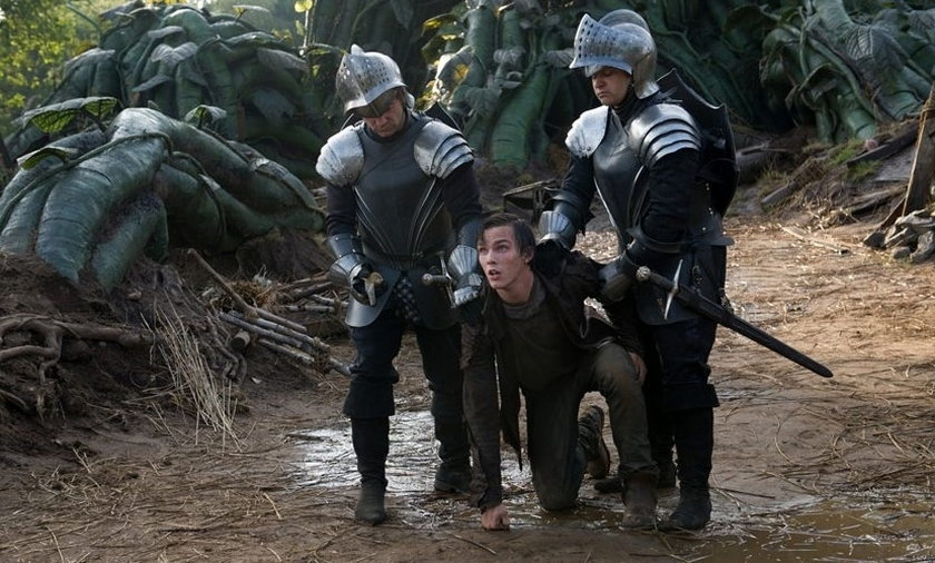 Nicholas Hoult jako Jack.