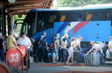 Šta sve putuje autobusima...