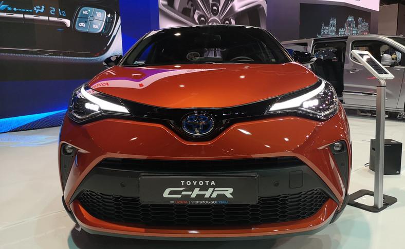 Toyota Corolla C-HR