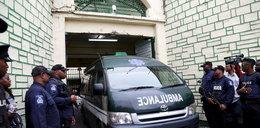 Były wiceprezes FIFA z aresztu do szpitala