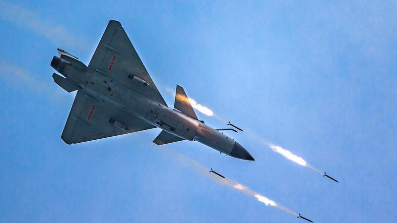 W Chinach zaczął się kolejny etap zawodów lotnictwa wojskowego Aviadarts