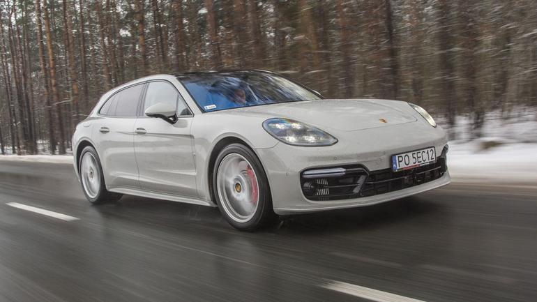 """Porsche Panamera Turbo Sport Turismo - ta fajniesza wersja na """"K"""""""