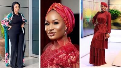 Samira Bawumia, 6 others serving us the modest style inspiration for the Eid celebration