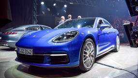 Nowe Porsche Panamera - mamy pierwsze zdjęcia auta!